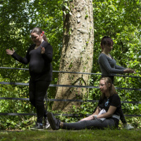 Performance as part of Global Water Dances Cork 2019