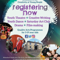 Waterford Youth Arts Item-Poster-